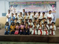 The Junior tournament was held in India on 10th March 2018