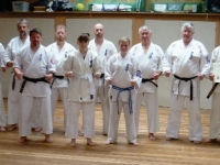 The seminar was held in Victoria,Australia. And also the tournament was held in Traralgon.