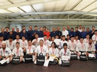 RING KARATE MARCH 2018