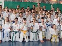 Ukrainian Kyokushinkaikan karate championship was held in Lutsk on 24th Mar.2018.