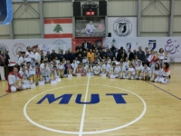 The 1st International Matsushima Cup 2018 in Middle East Tripoli,Lebanon on 7th April 2018.