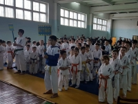 The tournament was in Karaganda on 1st May 2018