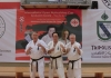 Seminar and Dan grading test were held after 1st International Matsushima Cup Lebanon on 8th April 2018.