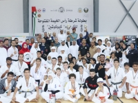 The 1st Rak Police iko matsushima open championship which held in United Arab Emirates (ras al Khaimah)