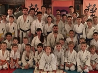 Kyu test was held in Blagoveschensk Russia on 26th May 2018