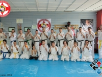 Shihan Claudio Toredo(Chile Branch Chief) visited to Costa Rica and gave seminars from June 21st to  June 30th.