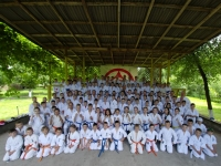 Summer camp was held in Ukraine from June 24th to July 1st 2018