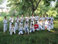 Summer camp was held in Armenia on 2-7th July 2018