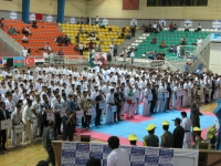 7th IKO MATSUSHIMA Middle East Kyokushin Karate Championships was held in Esfahan,Iran on 17th,18th August  2018