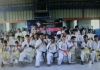 Dan test & Kyu test and Belt Ceremony was held for Ki Dojo Karmataka,India on 15th July 2018.