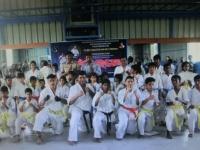 Dan test & Kyu test and Belt Ceremony was held for Ki Dojo Karmataka,India on 15th July 2018.
