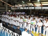The XV Brazilian Karate Kyokushinkaikan Championship was held  in  Naviraí  on 8th September 2018.