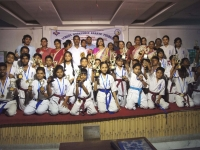Thomas Memorial Intra School Championship was held in Kolkata India on 25th August 2018