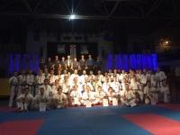Ukrainian IKO Matsushima kyokushinkaikan karate championship in kumite and kata among adults and juniors (16-17 y.o.) was held in Dnipro on September 22nd, 2018