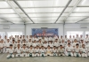 Ring karate and seminar was held in Indonesia on September 2018
