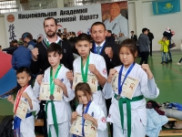 Tournament report from Kazakhstan