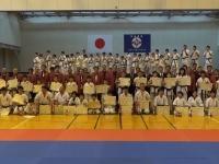 The 25th I.K.O.MATSUSHIMA Gumma Kyokushin Karate Championships was held.