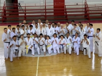 Shihan Roman Szyrajew(North America Chairman) was held the Seminar  in Mexico .