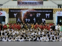 Children's China Open IKO Matsushima Cup 2018 was held on 17th Nov.2018. It's was held the same time with 5th World Cup in China.