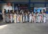 Kyu test & Belt ceremony was held in Karnataka, India on 16th December 2018