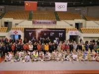 5th I.K.O.MATSUSHIMA KYOKUSHIN KARATE WORLD CUP CHINA 2018 was held on 18th Nov.2018 at Suzhou Citizen Gymnasium.