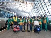 5th World Cup in China,Photo Gallery,South Africa team