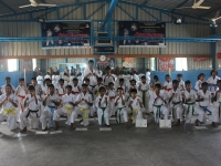 Kyu Test & Belt Ceremony was held in India on 24th February, 2019