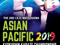 The 2ND I.K.O.MATSUSHIMA ASIAN PACIFIC CHAMPIONSHIP 2019 IN MYANMAR will be held on 23rd June 2019.