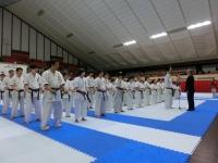The 27th Ibaraki Prefecture Championship (Kata)was held at Ibaraki Budokan on 31st March 2019.