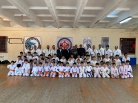 Kyu test & Seminar was held in Azerbaijan on 6th April 2019