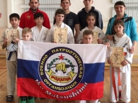 """The Inter-Club Karate Tournament: """"Open tatami"""" was held in Russia On 31st March 2019"""