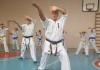 In I.K.O.MATSUSHIMA Ukraine during March month Ukrainian Karate Kyokushinkaikan Association conducted 3 training seminar.