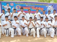 Summer camp was held in Tamilnadu India on 2nd~5th May 2019