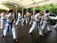 IKO MATSUSHIMA INDONESIA IKKA KYU TEST was held on APRIL 2019