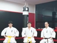 Korea Branch opened new Dojo.