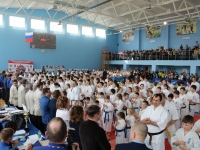 Russia Open Championships was held in Ivanovo,Russia on 12~13th April 2019 .