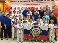 The Tournament was held in Blagoveschenske Russia on 18th~19th May 2019