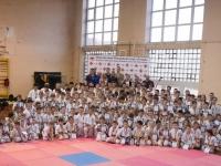 Zakarpattia regionIKO Matsushima Kyokushinkaikan karate championship was held in picturesque Ukrainian town Mukachevo on  13th April 2019.