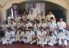 The seminar was held in Bolivia by Shihan Toledo and Dan exam was held at the end of the seminar