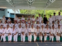 Activities report for the month of June 2019: International Karate Seminar in Matsushima Costa Rica