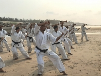 I.K.O. MATSUSHIMA KYOKUSHIN KARATE SUMMER CAMP 2019 in WEST BENGAL,INDIA
