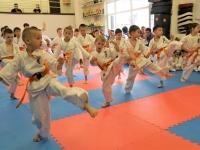Kyu test was held in Almaty Kazakhstan on 26th May 2019