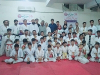 IKO-Matsushima Kyokushin Karate Refresher Course at Lahore Press Club From 30 April to 03 May 2019