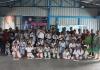 Kyu Test & Belt Ceremony was held in Karnataka India on 14th July 2019