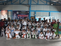 Kyu Test & Belt Ceremony was held in Karnataka India on 14th July 2019