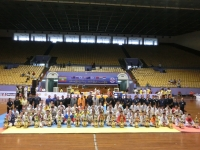 Asian Pacific 2019 Kyokushin Karate Championship was held