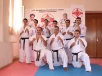 Dan test was held in Armenia on 18th August 2019