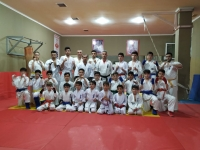 Kyu test & Seminar was held in Azerbaijan on  15th September 2019