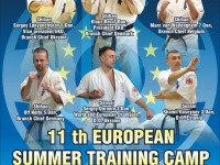 11th European Summer Camp was held in Estonia on 1-4th  august 2019