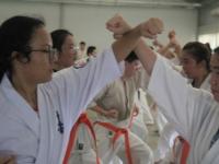 IKO MATSUSHIMA INDONESIA IKKA KYU TEST AUGUST 2019